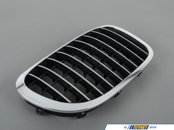 T#80080 - 51137203198 - Genuine BMW Grille, Front, Right Nivi - 51137203198 - F01 - Genuine BMW -