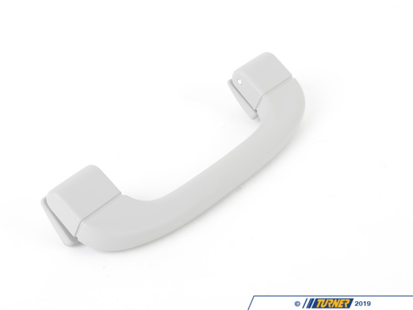 T#86269 - 51168245894 - Genuine BMW Handle Front - Its Hellgrau - 51168245894 - E39 - Genuine BMW -