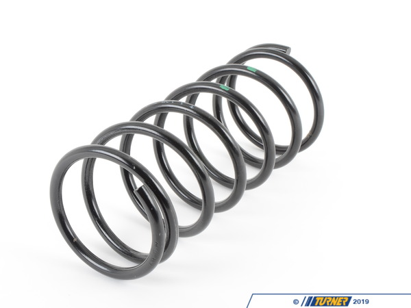 T#54884 - 31331127503 - Genuine BMW Coil Spring - 31331127503 - E30 - Genuine BMW -