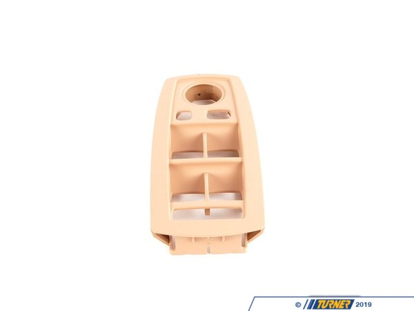 T#95999 - 51413415804 - Genuine BMW Switch Cover, Front Driver Side - 51413415804 - Sandbeige - Genuine BMW - BMW