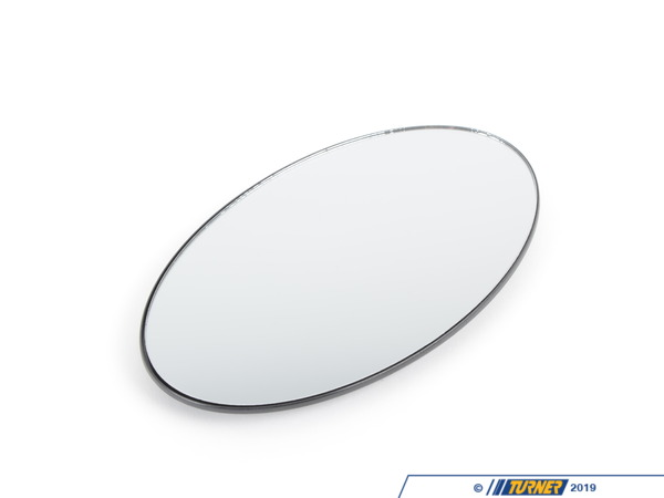 T#82235 - 51162492929 - Genuine BMW Mirror Glass Plane - 51162492929 - Genuine BMW -