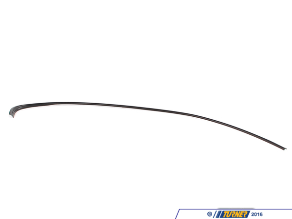 Genuine BMW Genuine BMW Matte Shadowline Trim - Right 51138208500