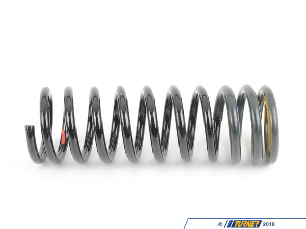 T#61083 - 33532226648 - Genuine BMW Coil Spring - 33532226648 - E34 - Genuine BMW -