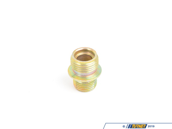 T#46731 - 17221719373 - Genuine BMW Threaded Pipe Joint M16-M18X1,5 - 17221719373 - E30 - Genuine BMW -