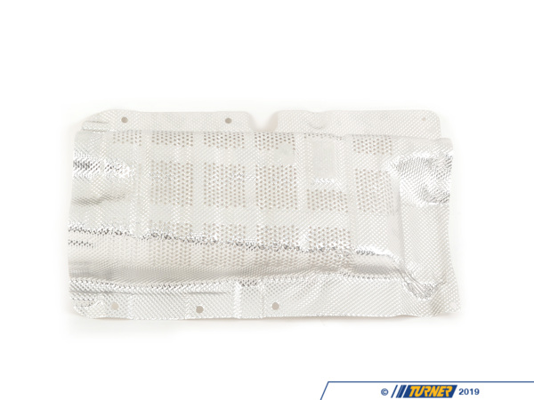 T#114681 - 51487241756 - Genuine BMW Tunnel Heat Insulator - 51487241756 - Genuine BMW -
