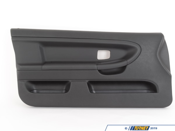 T#95756 - 51412488963 - Genuine BMW Door Trim Panel, Front Left - 51412488963 - N5Sw Schwarz - Genuine BMW -