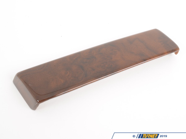 T#108288 - 51458211427 - Genuine BMW Wooden Cover F Outer Left Da - 51458211427 - Genuine BMW -