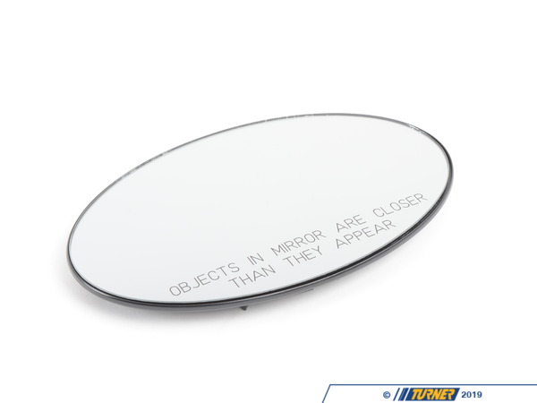 T#82270 - 51162693066 - Genuine BMW Convex Mirror Glass - 51162693066 - Genuine BMW -