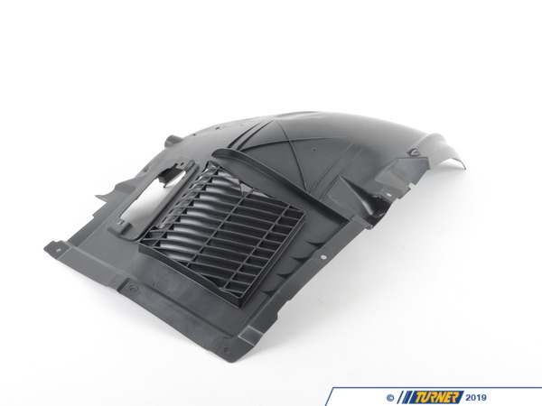 T#117700 - 51717185163 - Genuine BMW Cover, Wheelhousing Front, F - 51717185163 - Genuine BMW -