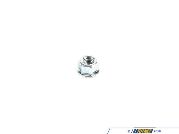 T#19080 - 11361436313 - Genuine BMW Flange Nut M7 - 11361436313 - E34,E36,E39,E46,E53,E83,E85 - Genuine BMW Flange Nut - M7This item fits the following BMW Chassis:E36 M3,E34,E36,E39,E46,E53 X5 X5,E83 X3,E85 Z4Fits BMW Engines including:M50,M52,M54,M56,S50,S52 - Genuine BMW -