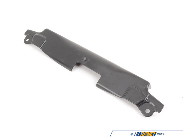 T#129450 - 52207022164 - Genuine BMW Covering Front Schwarz - 52207022164 - E65 - Genuine BMW -