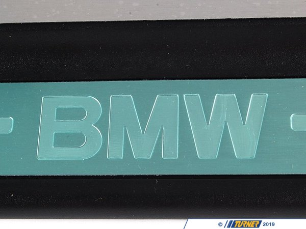 T#113113 - 51478219213 - Genuine BMW Cover, Entrance, Left Chrom - 51478219213 - E46,E46 M3 - Genuine BMW -