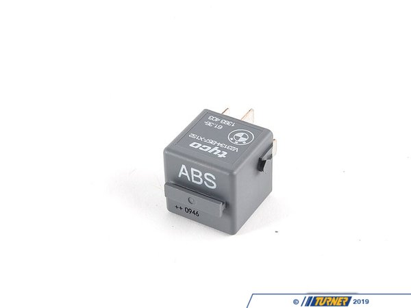 Genuine BMW Genuine BMW Abs Motor Relay, Mausgrau - 61361393403 - E36,E36 M3 61361393403