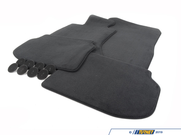 T#24107 - 51477220428 - Genuine BMW Set Of Floor Mats Velours Anthrazit - 51477220428 - F10 - Genuine BMW Set Of Floor Mats Velours - AnthrazitThis item fits the following BMW Chassis:F10 - Genuine BMW -
