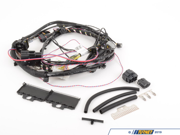 T#139430 - 61129238717 - Genuine BMW Rep. Wiring Harness, Front S - 61129238717 - Genuine BMW -