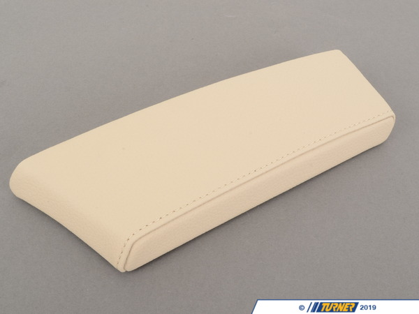 T#82928 - 51166985238 - Genuine BMW Center Arm Rest Creambeige - 51166985238 - Genuine BMW -