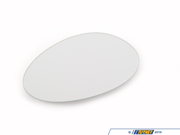 T#87696 - 51169803193 - Genuine Mini Mirror Glas Heated Plane Lef - 51169803193 - Genuine Mini -