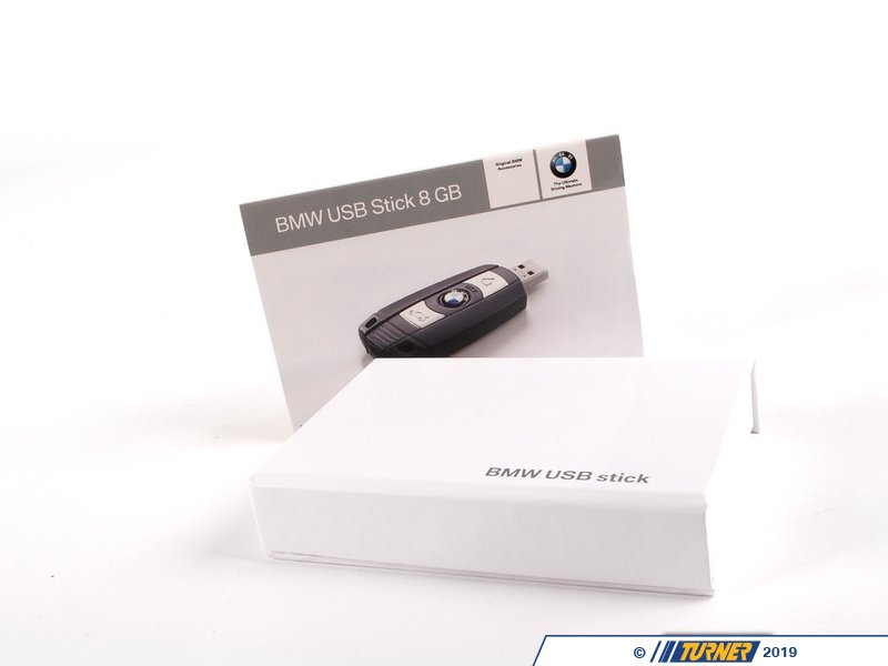 65412179284 Genuine Bmw Key Fob 8 Gb Usb Thumb Drive