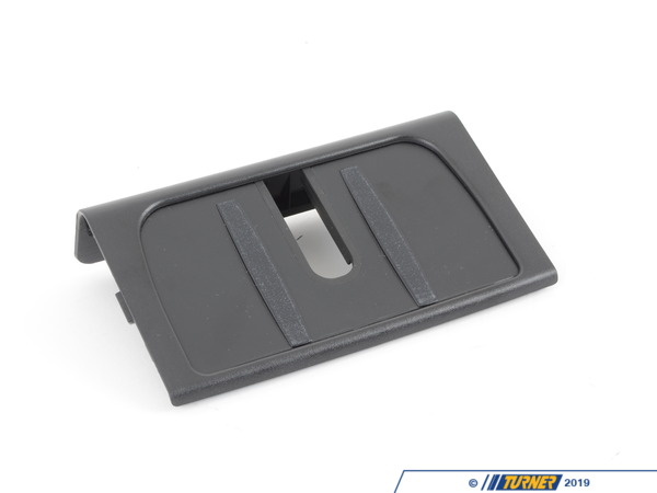 T#113795 - 51479142417 - Genuine BMW Lock Panel Schwarz - 51479142417 - Genuine BMW -