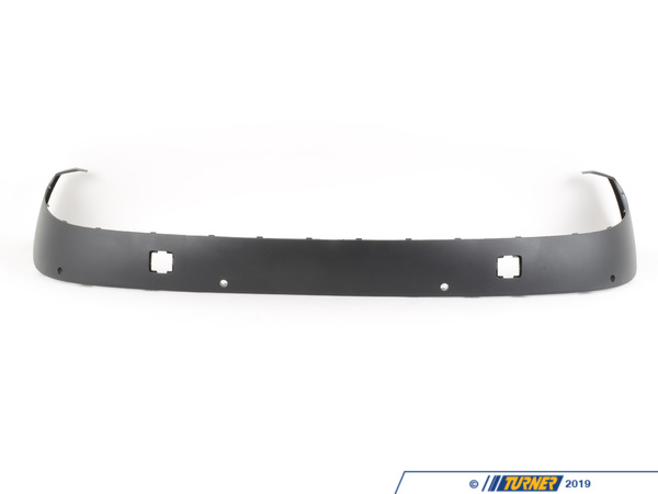 T#78616 - 51127258428 - Genuine BMW Cover, Trim, Rear, Black Pdc - 51127258428 - F25 - Genuine BMW -