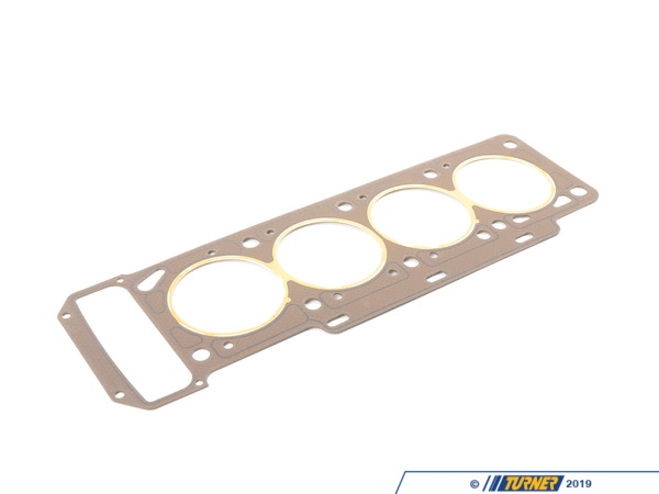 T#31243 - 11121734214 - Genuine BMW Cylinder Head Gasket Asbesto - 11121734214 - Genuine BMW Cylinder Head Gasket Asbestos-Free - 1,80Mm(+0,3)This item fits the following BMW Chassis:E30Fits BMW Engines including:M10 - Genuine BMW -