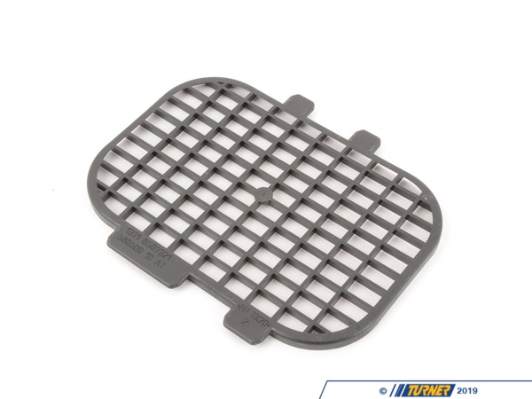 T#43504 - 13718507321 - Genuine BMW Intake Grill - 13718507321 - Genuine BMW -