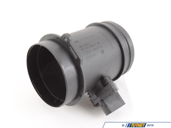 T#14968 - 13627566988 - Mass Air Flow Sensor (MAF) - From an original equipment supplier. - Bosch - BMW
