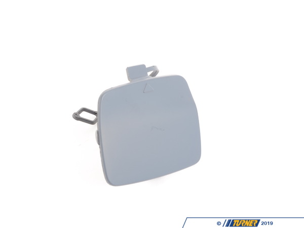 T#78792 - 51128037279 - Genuine BMW Cover, Tow Fitting, Primered, Left - 51128037279 - E70 - Genuine BMW -