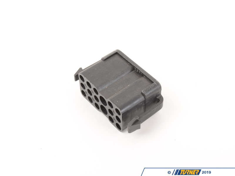 12521273189 - Genuine Bmw Plug Terminal For Fuse Box - 12521273189