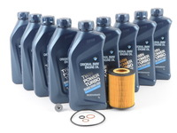 T#555620 - N62GOSKT1 - Genuine BMW Inspection I Oil Service Kit - N62 4.4L - Genuine BMW - BMW