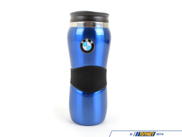 T#24790 - 80900439611 - Genuine BMW Travel Mug - Blue - 80900439611 - Genuine BMW TRAVEL MUG - BLUE - Genuine BMW -