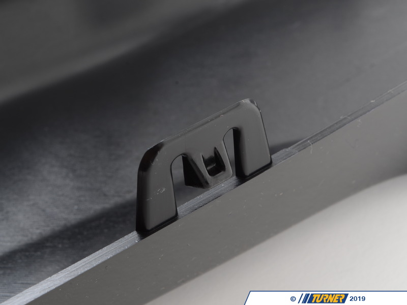 51117337791 Genuine Mini Front Bumper Cover Black