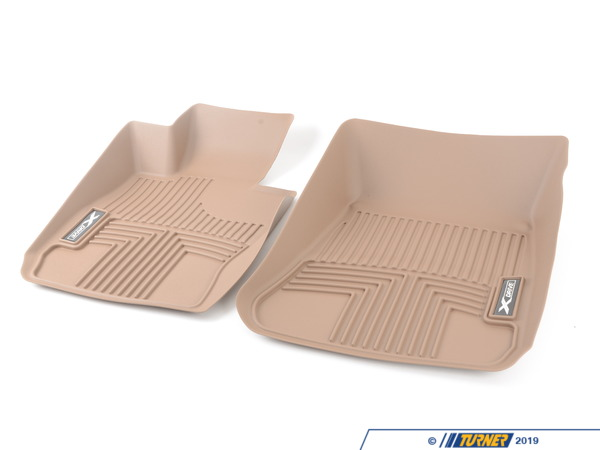 T#176887 - 82112336725 - Genuine BMW All Weather Floor Liners, F - 82112336725 - Genuine BMW -