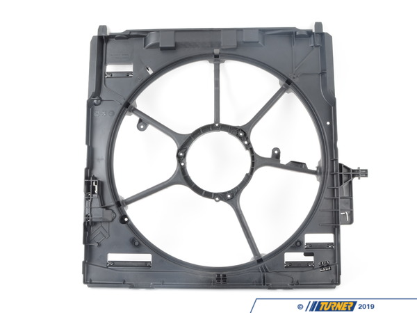 T#47114 - 17427598737 - Genuine BMW Fan Shroud - 17427598737 - E70 X5 - Genuine BMW -