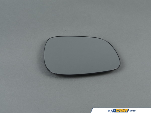 T#82380 - 51162991661 - Genuine BMW Mirror Glass, Plane, Left - 51162991661 - F25 - Genuine BMW -