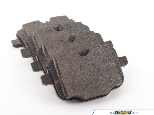 Genuine BMW Genuine BMW Rear Brake Pad Set 9/2010 and up 34216857805
