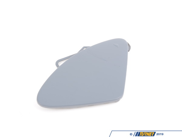 T#76805 - 51117293116 - Genuine BMW Flap, Towing Eye, Primed - 51117293116 - F30,F31 - Genuine BMW -