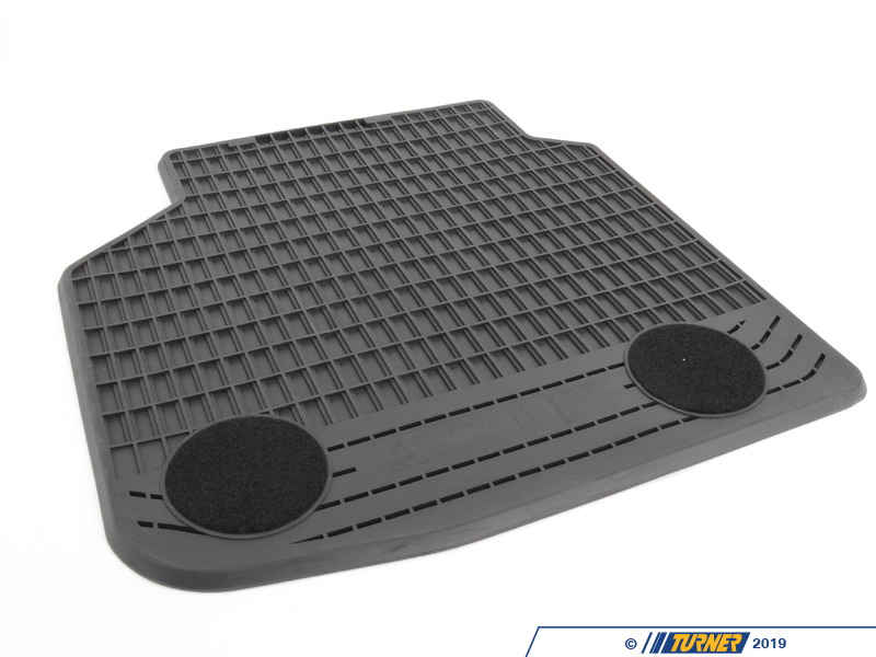 Floor Mats Bmw I3 >> 51472409280 - Genuine BMW All Weather Rubber Floor Mats ...