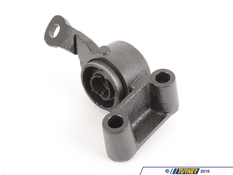 T#2335 - 31126757561 - MINI Cooper R50 R52 R53 Left Front Control Arm Bushing with Bracket - Rein - MINI