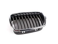 Genuine BMW Grill - M Chrome - Left - E39 M5 2001-2003