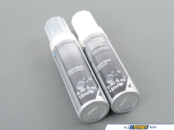T#10277 - 51910419809 - Genuine BMW Trim Paint Stick Dolphin Grey Met 51910419809 - Genuine BMW -