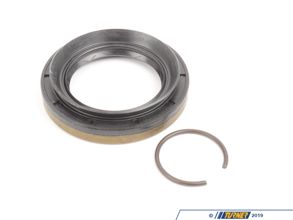 T#7916 - 33107505602 - Rear Axle Shaft Seal - E30 E36 E34 Z3 E28 E32  - Febi - BMW