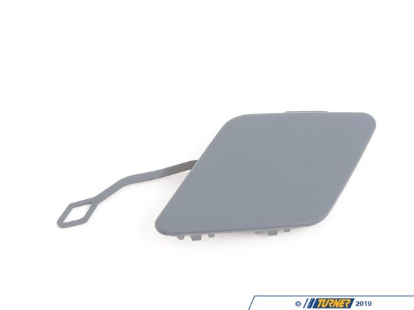 T#78681 - 51127312748 - Genuine BMW Flap, Towing Eye, Primed - 51127312748 - F30 - Genuine BMW -