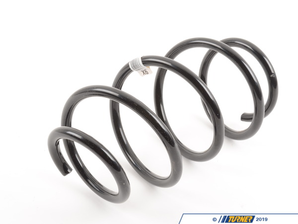 T#55006 - 31332283563 - Genuine BMW Front Coil Spring - 31332283563 - Genuine BMW -