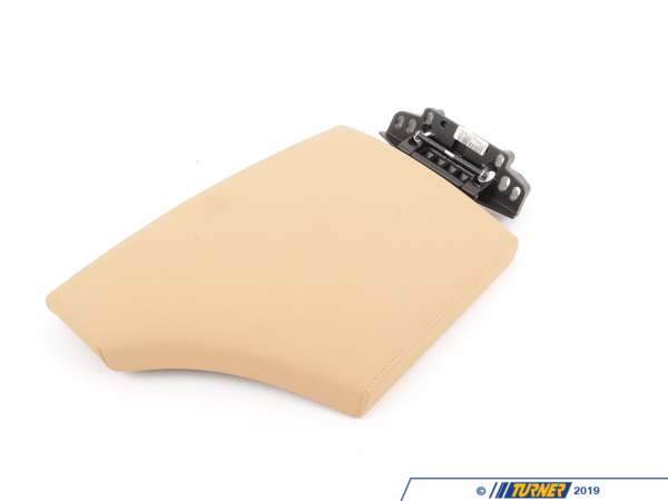 T#222149 - 51166985201 - Genuine BMW Cover, Centre Console - Beige - 51166985201 - Genuine BMW -