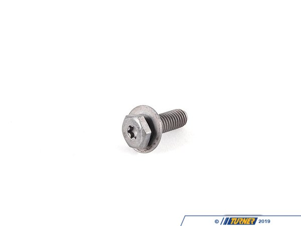 T#29724 - 07147172616 - Genuine BMW Hex Bolt With Washer - 07147172616 - E39,E65,E85 - Genuine BMW -