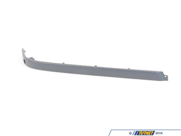 T#78121 - 51127005933 - Genuine BMW Bumper Guard, Primed, Rear Left Pdc - 51127005933 - E39 - Genuine BMW -