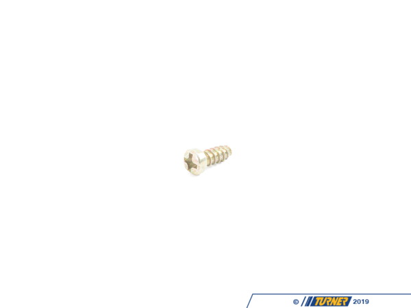 T#146536 - 63121359777 - Genuine BMW Fillister Head Self-tapping - 63121359777 - Genuine BMW -