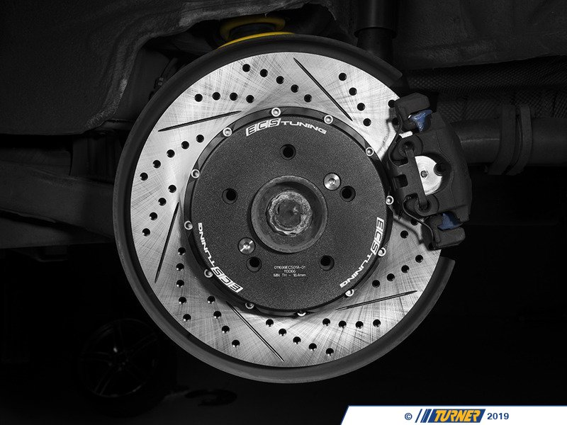 011699ecskt E39 M5 E46 M3 Ecs 2 Piece Rear Brake Rotors