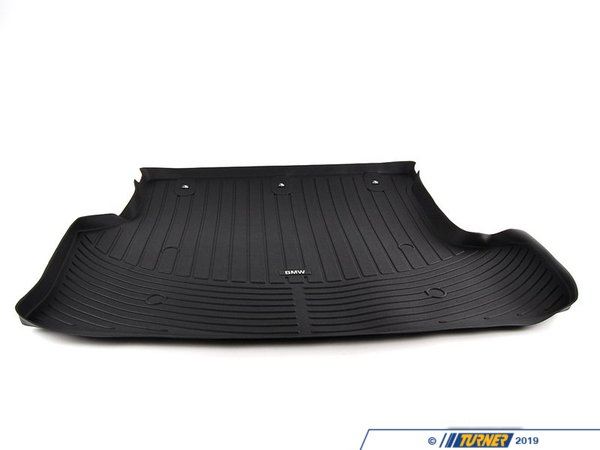 T#11355 - 82110305072 - Genuine BMW Cargo Tray E46 Wagon Black - 82110305072 - E46 - Genuine BMW -